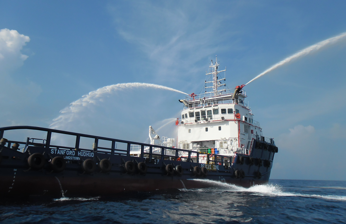 Stanford Hudhud 58M DP1 Multipurpose Vessel