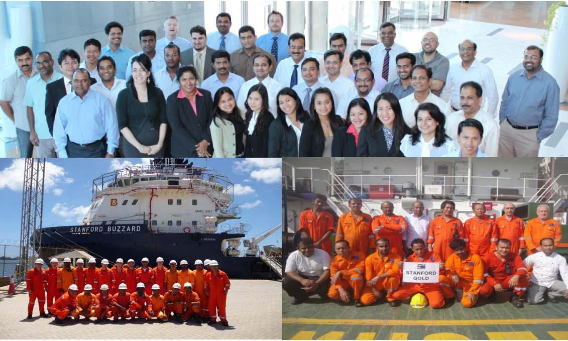 Stanford Marine   : Careers :