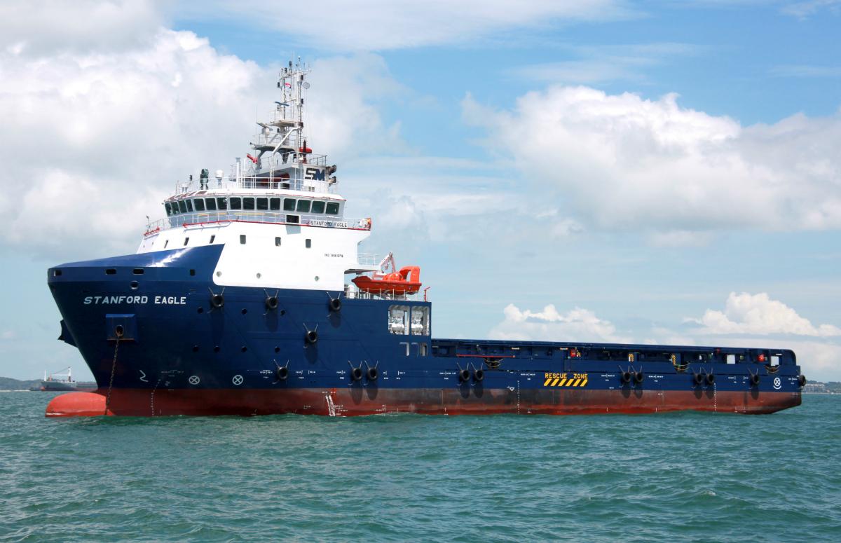 Stanford Marine   : Platform Supply Vessels :